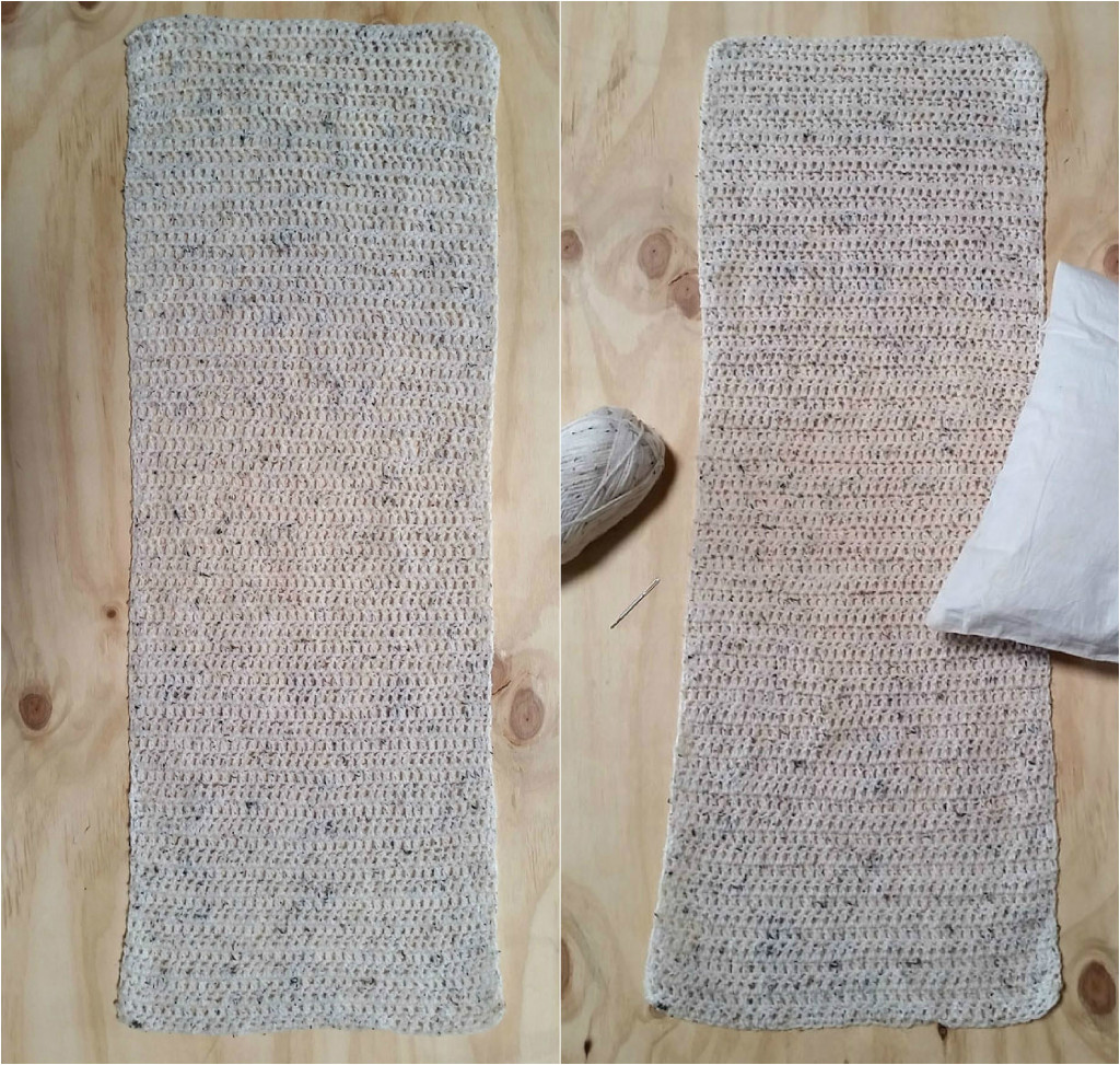 DIY PROJECT - Crochet Cushion Cover