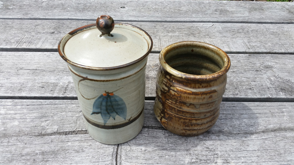 DIY PROJECT | Upcycled Ceramic Jars to Plant Pots