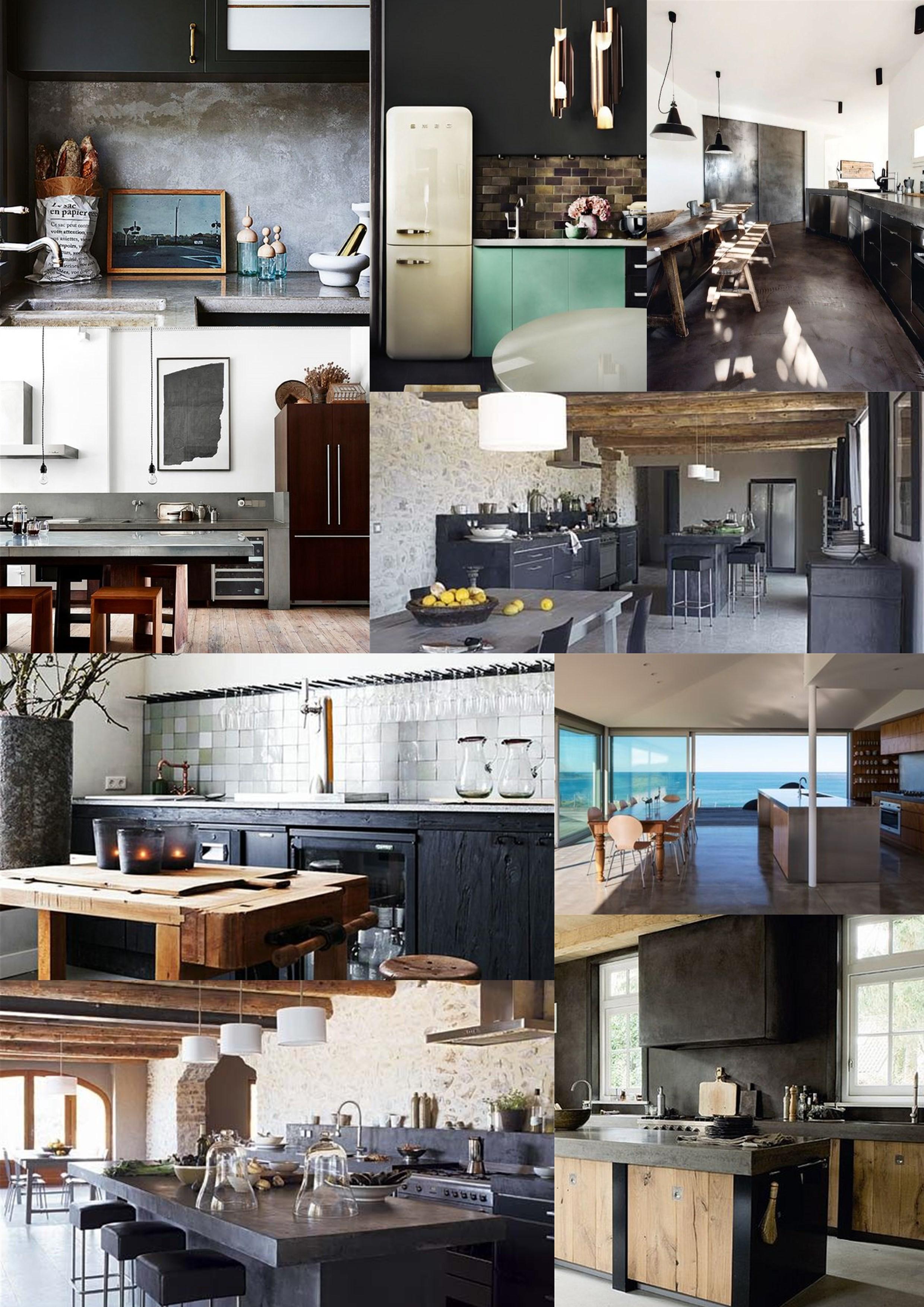 Diy house build my kitchen mood board threadbare cloak - Make a house a home ...