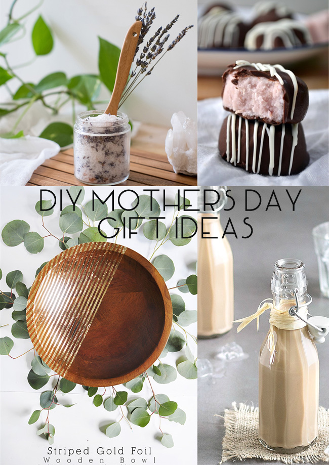 Last Minute DIY Mothers Day Gift Ideas